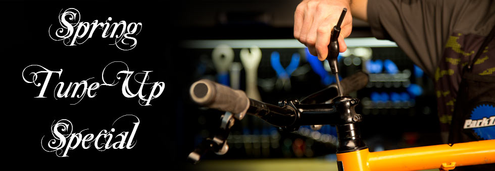 The Bicycle Store repairs all makes and models.